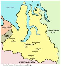 Yamalia-Nenetsia