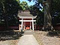 Yasaka Shrine in Usa Shrine.JPG