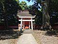 Yasaka Shrine in Usa Shrine.JPG
