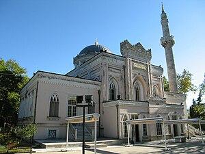 Yıldız Hamidiye Mosque - Image: Yildiz Hamidiye Mosque, Istanbul 01