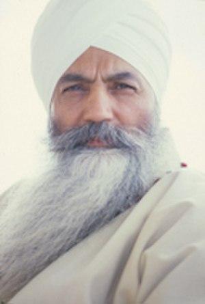 Harbhajan Singh Khalsa - Harbhajan Singh in 1985