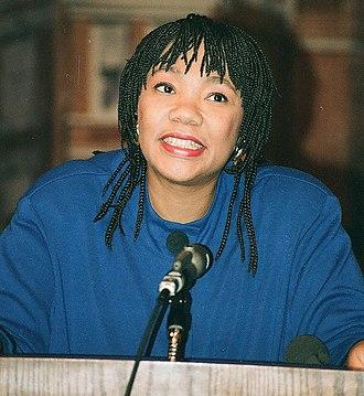Yolanda King - Image: Yolanda King 1995