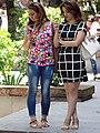 Young Women in Street - Gyumri - Armenia (18644279043) (2).jpg