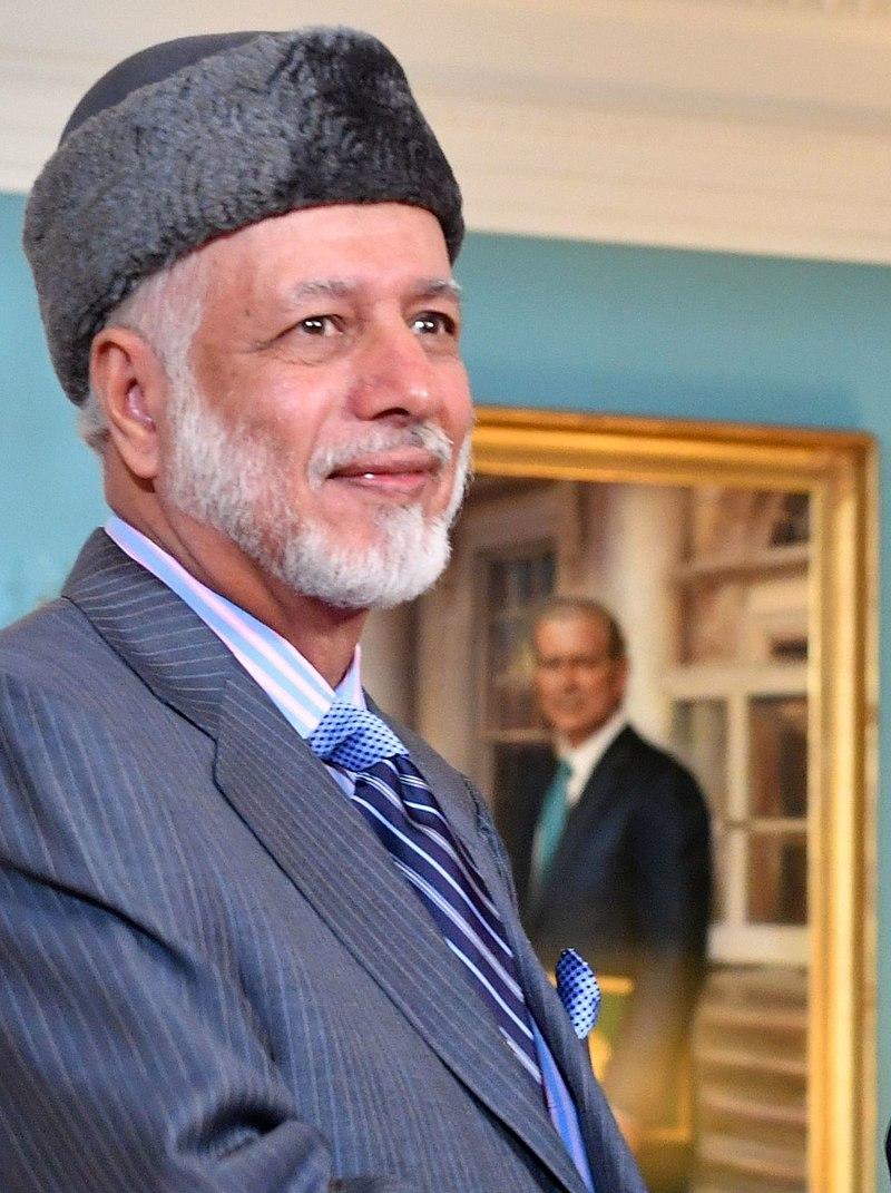 رد: تسريب تسجيل لوزير خارجية عمان والقذافي