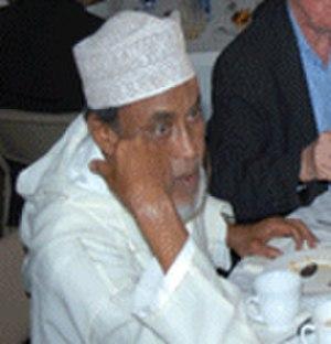 Mohamed Yusuf Haji - Image: Yusufhaji
