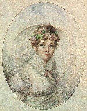 Belosselsky-Belozersky family - Princess Zenaǐde Wolkonsky, née Zenaida Alexandrovna Belosselskaya Belozerskaya