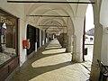 Zachariáše z Hradce Square, Telč, Moravia, Czech Republic - 20060930-06.jpg