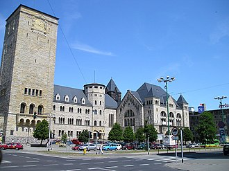 Imperial Castle, Poznań - Imperial Castle