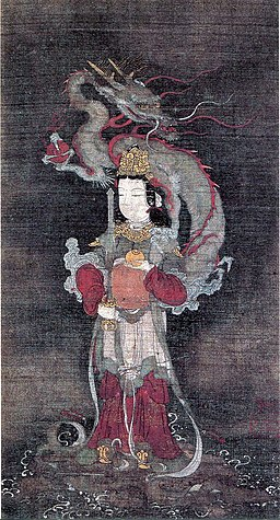 Zennyo Ryuo - Hasegawa Touhaku