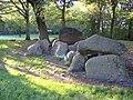Zicht op hunebed D17 in bos gelegen,--Archeoregio 1 - Rolde - 20425888 - RCE.jpg