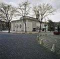 Zicht op rechterzijgevel en achtergevel, met situering - Amsterdam - 20384237 - RCE.jpg