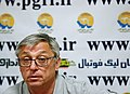 Zlatko Kranjcar in press conference as Sepahan manager 01.jpg