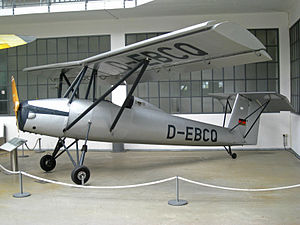 Zündapp - Z9-92 powered LF-1 trainer