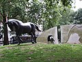 """Animals in War"" memorial, north side - geograph.org.uk - 898954.jpg"