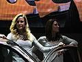 """"""" 12 - ITALY - Girls at Bologna Motorshow 2012 01.jpg"""