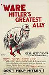 'ware Hitler's Greatest Ally Art.IWMPST14196.jpg