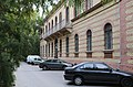 Állatkórházi és egyetemi épületek – délnyugati épület3.JPG