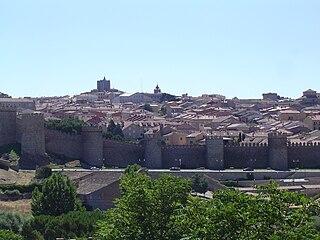 Turismo y mejores alojamientos en Ávila capital