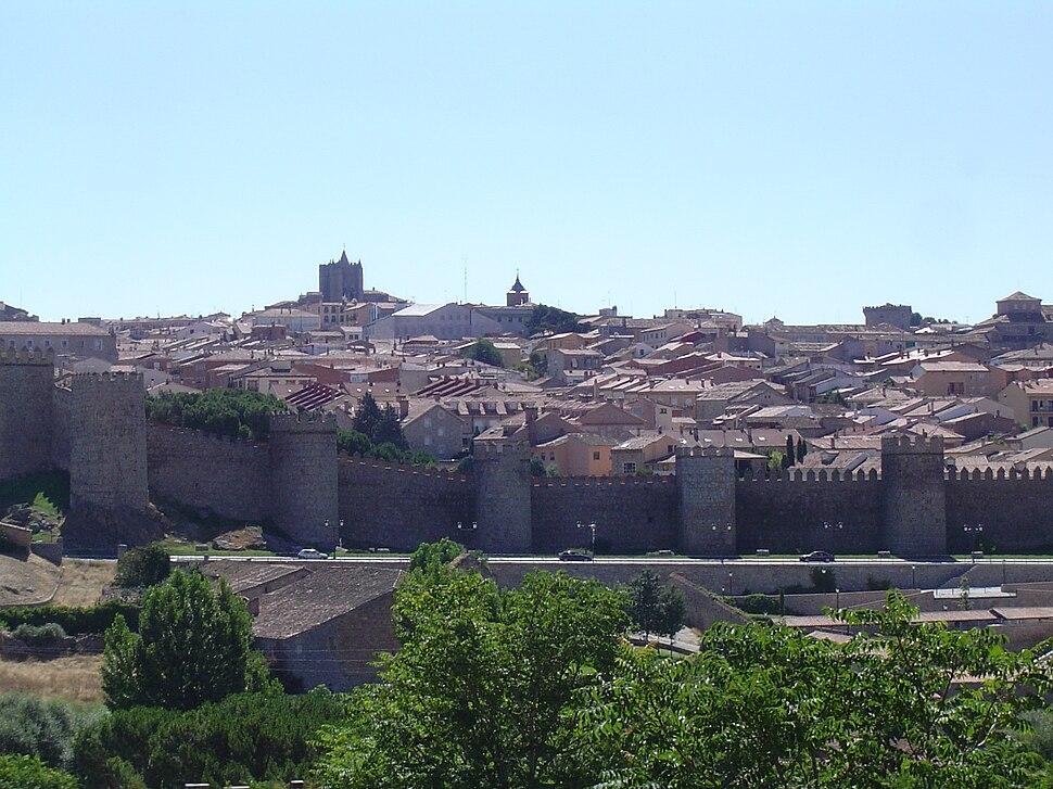 Ávila. Murallas 1