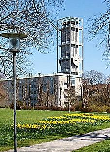 Aarhus City Hall city hall