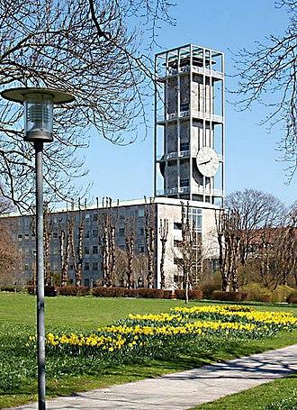 Aarhus City Hall - Image: Århus Rådhus