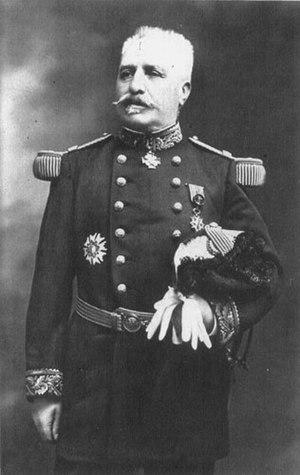 Fédération Nationale Catholique - General Édouard de Curières de Castelnau, founder of the Federation