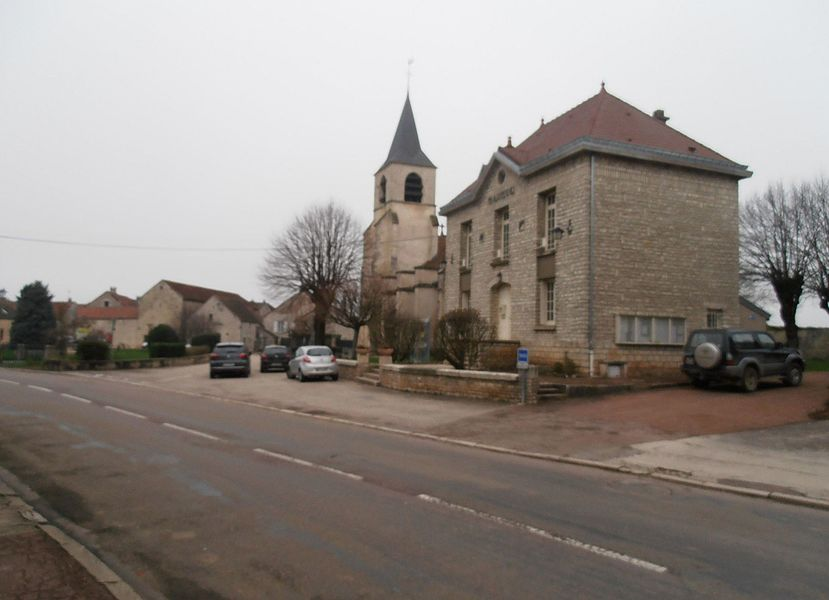 Église Saint-Christophe de Nitry