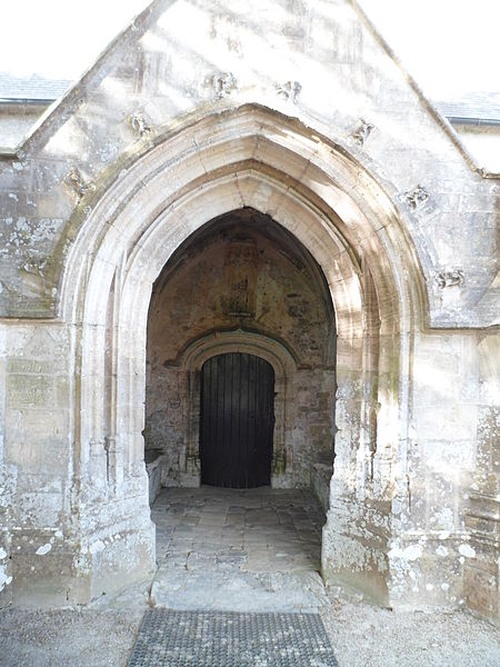 Église Saint-Hermeland de fr:Boutteville