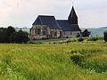 Église Saint-Martin de Berlise en 1991.jpg
