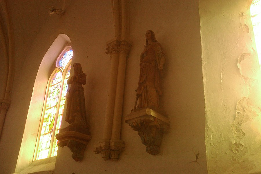 Église Saint-Pierre de fr:Blainville-sur-Mer