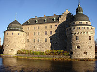 Örebro castle in Sweden.jpg