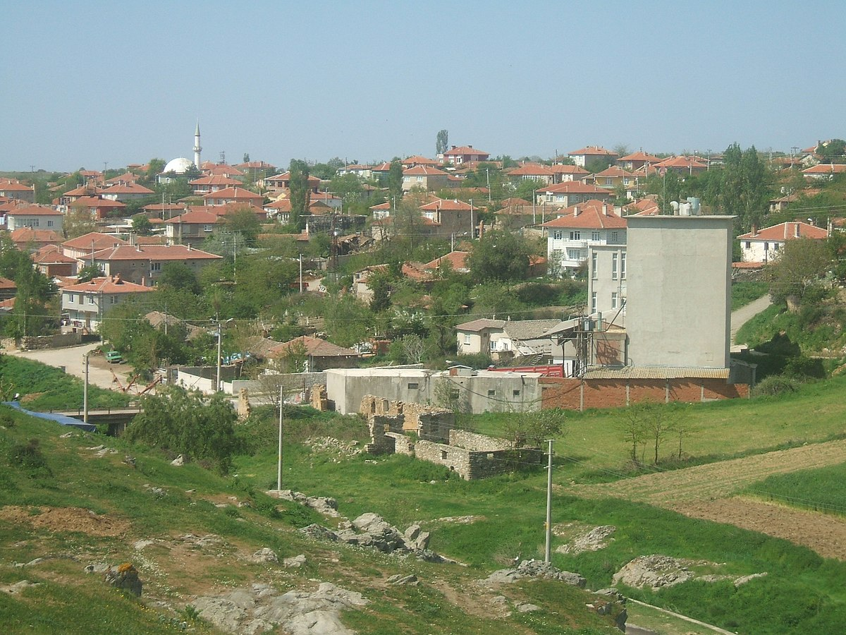 Üsküp, Kırklareli - Wikipedia