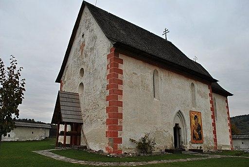 Čerín - kostol