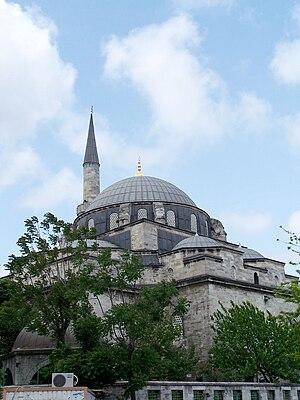 Gazi Atik Ali Pasha Mosque - Image: İstanbul 5870