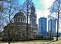 Łódź, ul. Kilińskiego Jana 56 Cerkiew katedralna św. Aleksandra Newskiego - panoramio.jpg