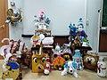 Ёлочные игрушки, сделанные детьми из вторсырья.jpg