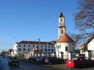 Batajnica Urban neighbourhood in Zemun, Belgrade, Serbia