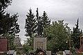 Братська могила 928 воїнів Радянської Армії, загиблих при звільненні Вороновиці DSC 1772.JPG