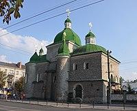 Будинок по вулиці Руській, 22 у місті Тернополі.jpg