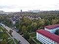 Вид из окна дома Абрамцевкая 11 к.3 - panoramio.jpg