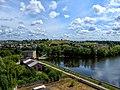 Вид на плотину с колокольни Невьянской башни.jpg