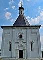 Вид на церковь Илии Пророка в Пруссах Коломенского района Московской области.jpg