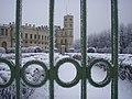 Гатчина Дворцовый Парк Ограда Собственного сада (1).JPG