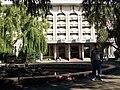Главный вход в Лечебно-оздоровительный комплекс «Алатау»-2.jpg