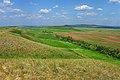 Горный массив Бишкаин справа на горизонте - panoramio.jpg