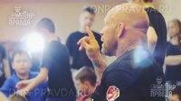 File:Джефф Монсон провёл тренировку для юных бойцов ДНР.webm