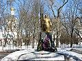 Древний Вал - Памятник воинам Красной Армии, павшим в боях за освобождение Чернигова 19-21 сентября 1943.jpg
