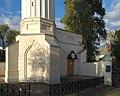 Мечеть с минаретом («Караван-Сарай»). Вход..jpg