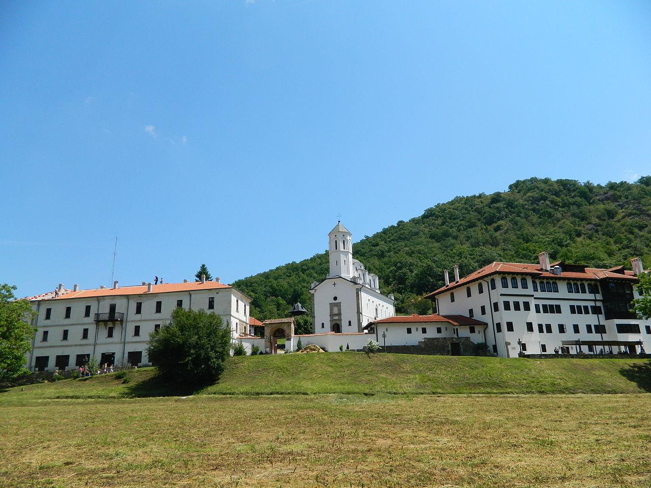 Монастырь Прохора Пчиньского