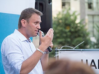 Progress Party (Russia) - Supported by the Progress Party Moscow, mayoral candidate Navalny got 27% of votes — more than other opposition candidates altogether.